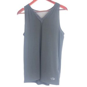 The North Face Black Mesh Tank Top Workout